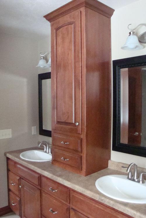 custom bathroom cabinets bathroom cabinets new cabinets fox