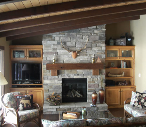 Cabinets And Fireplace Surrounds: Custom Living Room Cabinets, Home Entertainment Cabinets